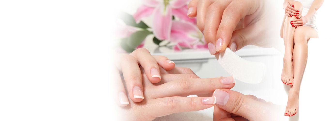 Hand und Fußpflege - Maniküre Pediküre bei Kosmetik Flottmann Witten